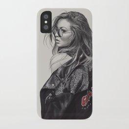 Beautiful Gigi iPhone Case