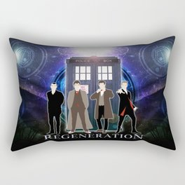 The Doctor Of Regeneration Rectangular Pillow
