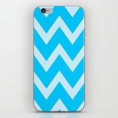 Chevron Test iPhone & iPod Skin