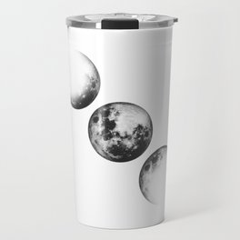 Phases of the Moon Travel Mug