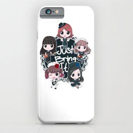 BAND-MAID - Just Bring It iPhone Case