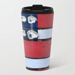 Oyster Flag Travel Mug