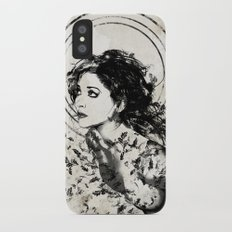 Little Whispers Slim Case iPhone X