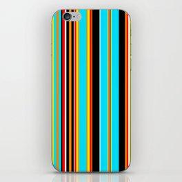 Stripes-017 iPhone Skin