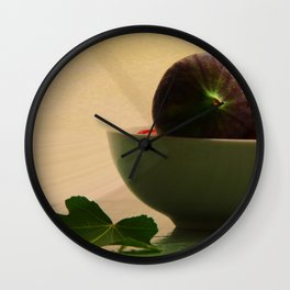 Mixed Fruits  Wall Clock