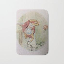Jeremy Fisher by Beatrix Potter Bath Mat