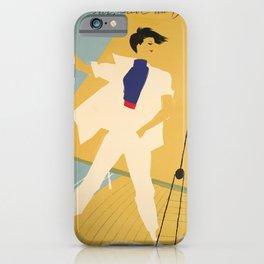Wanderlust bien sur lave au persil p iPhone Case