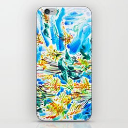 M Street Beach iPhone Skin