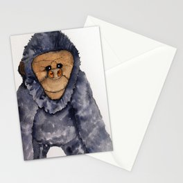 Oooh you cheeky monkey Stationery Cards