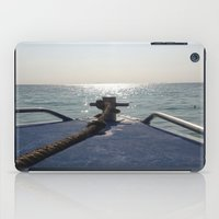 thailand iPad Cases featuring Thailand Boatride by Plutonian Oatmeal