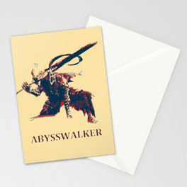 The Abysswalker Stationery Cards