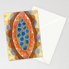 The Inner Beauty of a Fruit Stationery Cards