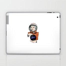 Yuri Gagarin. Space day. Laptop & iPad Skin