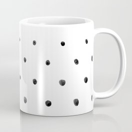 Dottie - White Coffee Mug