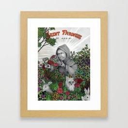 St. Francis Framed Art Print