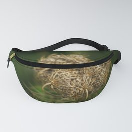 Whispering Weed 3 Fanny Pack