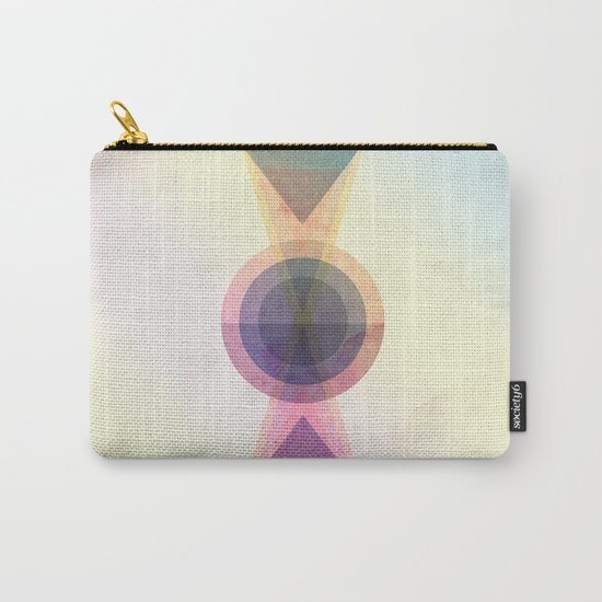 Confrontation Carry-All Pouch