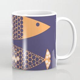 Three Fish Coffee Mug