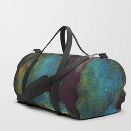 North American and Pelican Nebula Duffle Bag