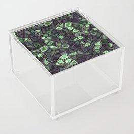 Fractal Gems 04 - Emerald Dreams Acrylic Box