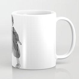 Inktober Day 08 Coffee Mug
