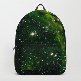 Spider Nebula I Constellation Auriga Space Galaxy Backpack