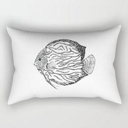 Discus Rectangular Pillow