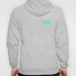 Looks Tight Stacked Logo Hoody