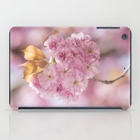japanese iPad Cases featuring Japanese cherryblossoms in LOVE by UtArt