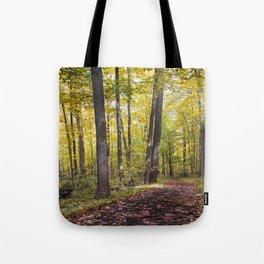 A walk down the Path Tote Bag