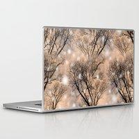fairies Laptop & iPad Skins featuring Fairies  by MinaSparklina