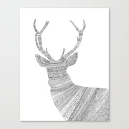 Stag / Deer Canvas Print
