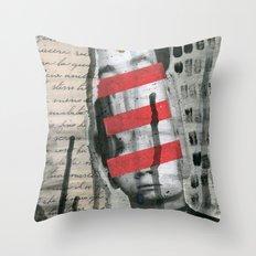 Warehousebreaker Throw Pillow
