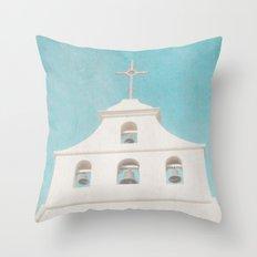 Church Bells Throw Pillow