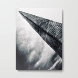 Shard Metal Print
