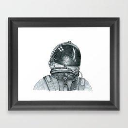 I Need My Mummy Framed Art Print