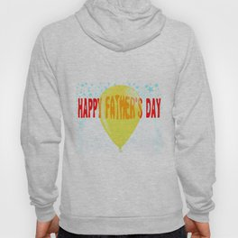 Father's Day Balloon Hoody