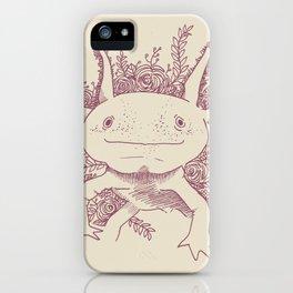 Axolotl iPhone Case