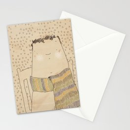 "Mario. ""Bufandas"" Collection Stationery Cards"