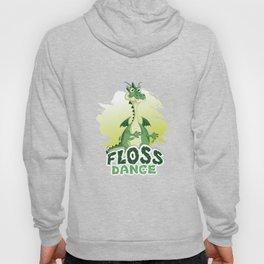 Floss Dance Move Dragon Hoody