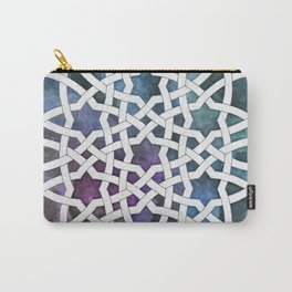 Galaxy Cutout Carry-All Pouch