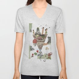 """""""The """"Healthy"""" Marriage"""" by Winn Smith Unisex V-Neck"""
