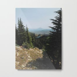 TFJ Oregon Metal Print