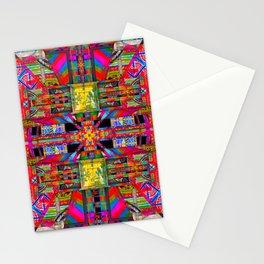 Kaleidoscope Window no. 4 Stationery Cards