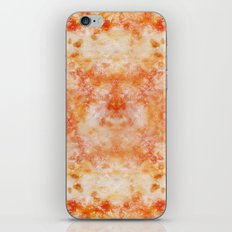 Pizza iPhone & iPod Skin