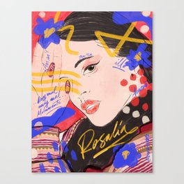 Rosalia Canvas Print