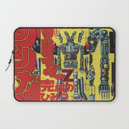 Manga 01 Laptop Sleeve