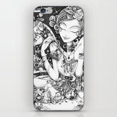 Tinkering Utopia iPhone & iPod Skin