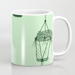 Plant wallpaper Coffee Mug