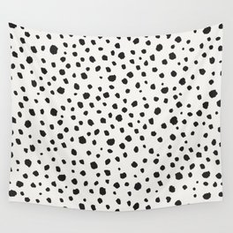 Spots Animal Print Wall Tapestry